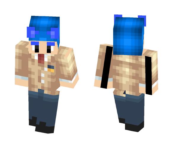 Meif'wa 2 - Male Minecraft Skins - image 1