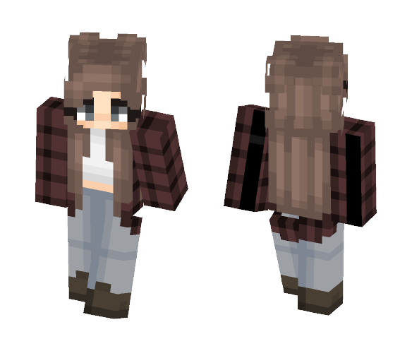 country girl - Girl Minecraft Skins - image 1