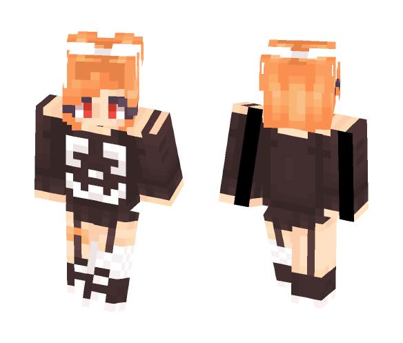 (OC) Too late for halloween? - Halloween Minecraft Skins - image 1