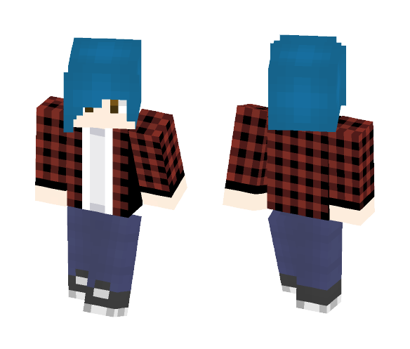 Country Boy - Male Minecraft Skins - image 1