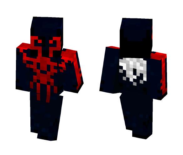 Spider-Man 2099 | Marvel Superhero - Comics Minecraft Skins - image 1