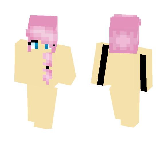 Pink Hair Base --- Ultrabobt - Female Minecraft Skins - image 1