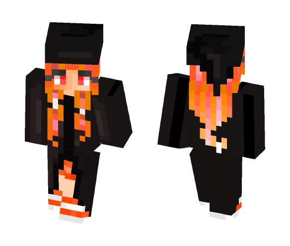 I tried - Witch ~ Mel - Female Minecraft Skins - image 1