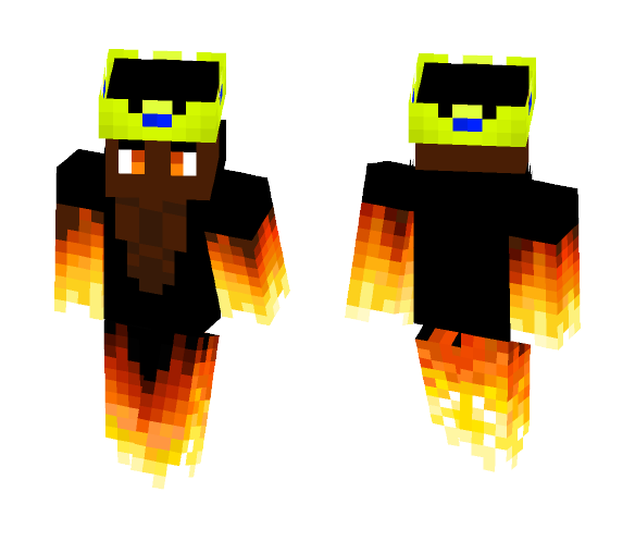 King of Phoenix - Male Minecraft Skins - image 1