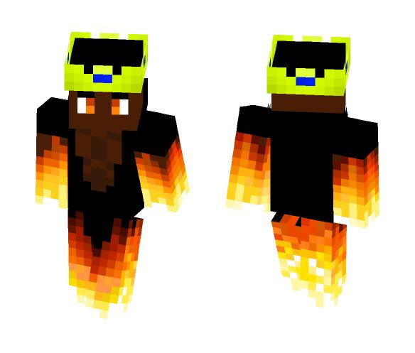 King of Phoenix - Male Minecraft Skins - image 1