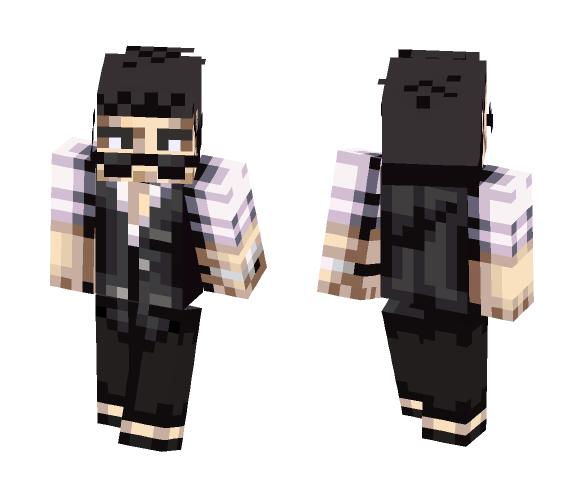 Sanae Hanekoma - Male Minecraft Skins - image 1