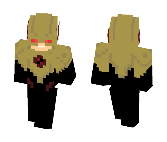 Download The Reverse Flash Cw Minecraft Skin For Free Superminecraftskins