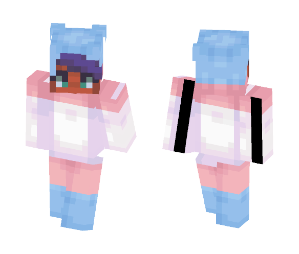 trans visibility - Interchangeable Minecraft Skins - image 1