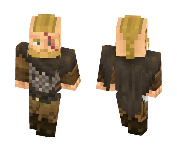 Download Viking Warrior Minecraft Skin For Free