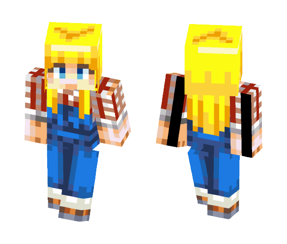 Claire - Female Minecraft Skins - image 1