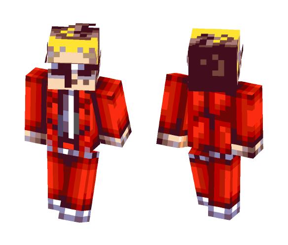 Yomiel(Sissel) - Male Minecraft Skins - image 1