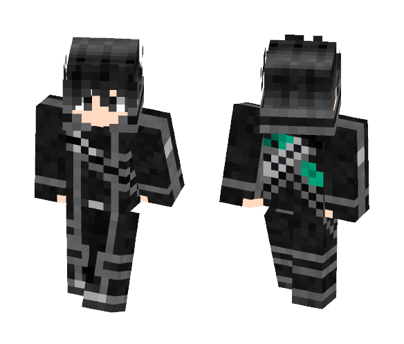 Minecraft Skins: Download Kirito Minecraft Skin For Free. SuperMinecraftSkins