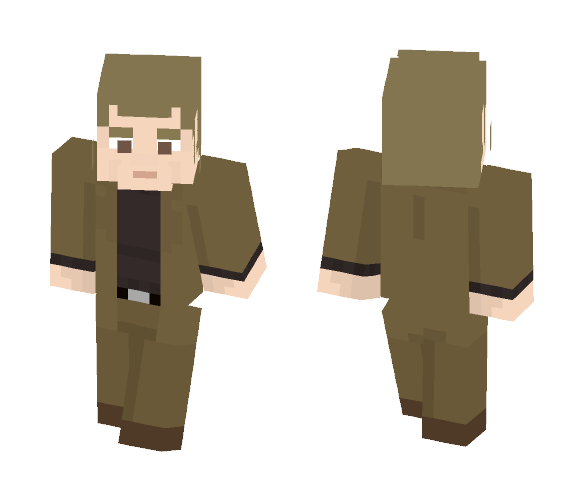 Cave Johnson - Male Minecraft Skins - image 1