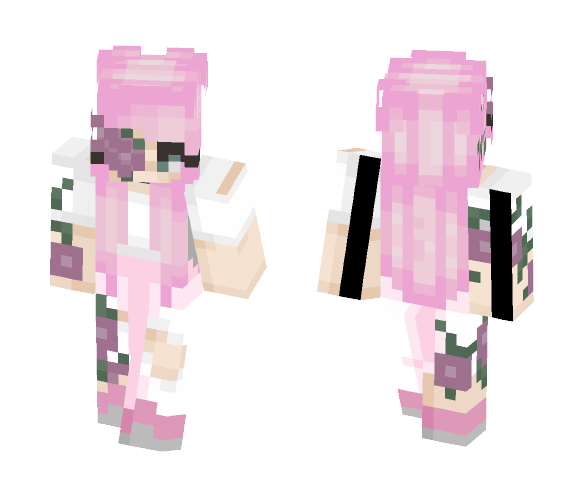 pink - Female Minecraft Skins - image 1