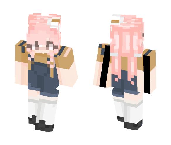 Personal OC - ɟlǝɥS - Female Minecraft Skins - image 1