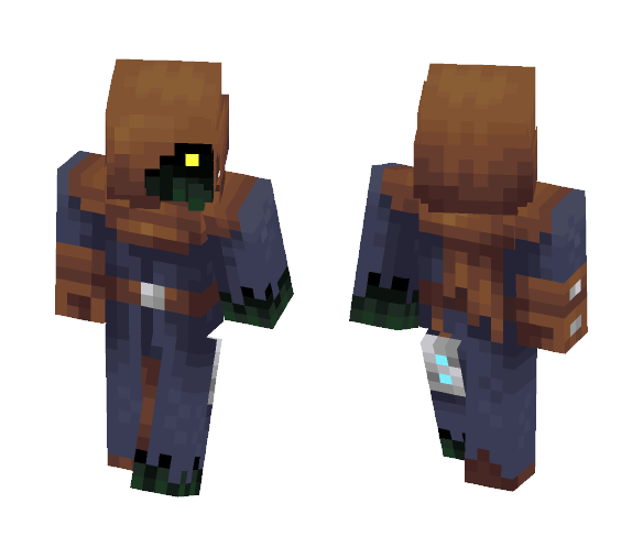 Curse of the Cosmic Ones - Male Minecraft Skins - image 1