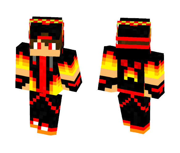my youtuber skin Funcraft - Male Minecraft Skins - image 1