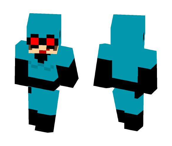Maddie Fenton from Danny Phantom - Female Minecraft Skins - image 1