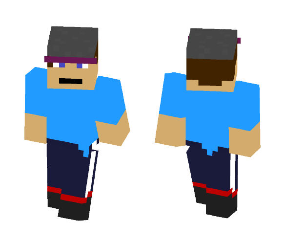 Me in real life - Male Minecraft Skins - image 1