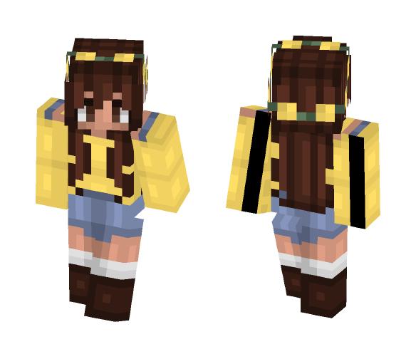 Joy - Female Minecraft Skins - image 1