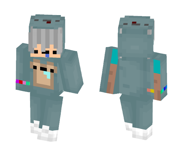 I Like Bread - Other Minecraft Skins - image 1