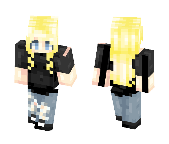 -=+=-REQUEST TAKING NOW-=+=- - Female Minecraft Skins - image 1
