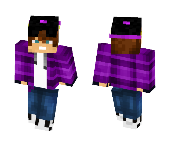 ✖ Street Outfit ✖ - Male Minecraft Skins - image 1