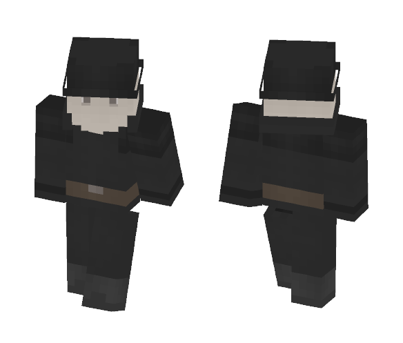 Jack the Ripper - Male Minecraft Skins - image 1