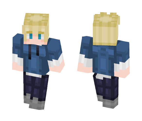 Currently Taking Skin Requests! - Male Minecraft Skins - image 1