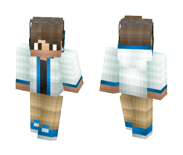 Williams Skin!!! - Male Minecraft Skins - image 1