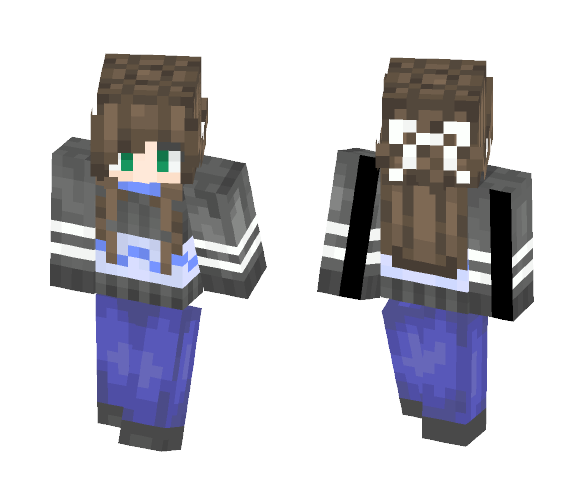 It's okay i guess - Female Minecraft Skins - image 1