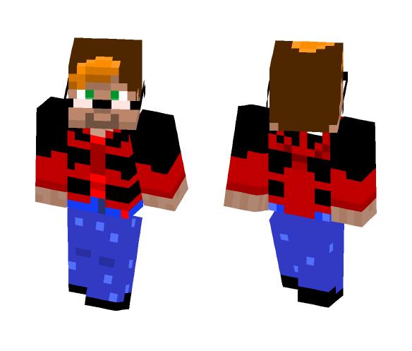 Haushagen IRL - Male Minecraft Skins - image 1