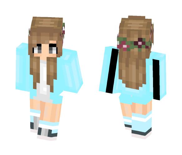 Hannah bootyful - Female Minecraft Skins - image 1