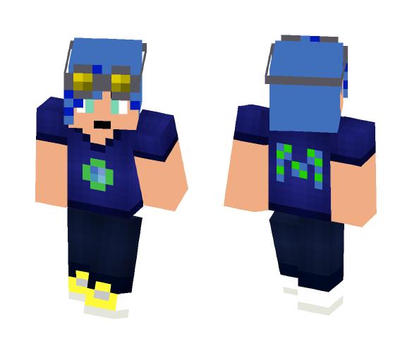 Mpg v2 - Male Minecraft Skins - image 1