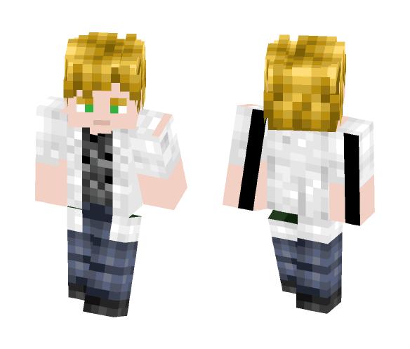 Adrian Agrest (LB&CN) - Male Minecraft Skins - image 1