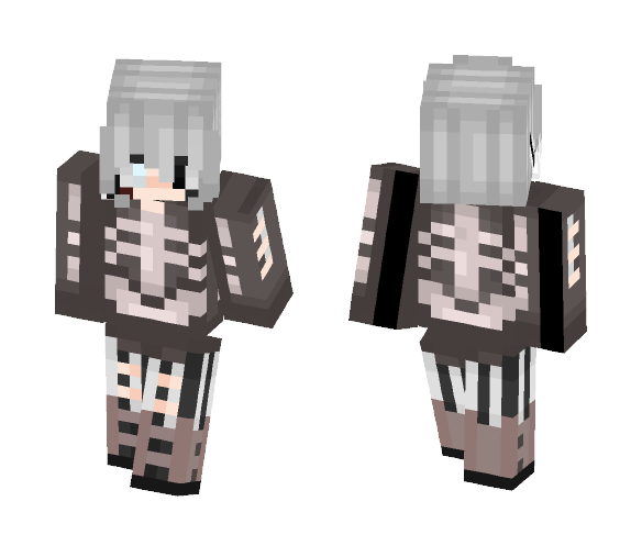 All monsters are human - Male Minecraft Skins - image 1