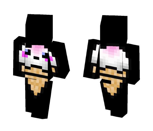 Ice Cream Cone - Interchangeable Minecraft Skins - image 1