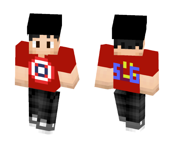 SLG French Human - Male Minecraft Skins - image 1