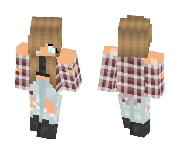 Meifwa - Female Minecraft Skins - image 1