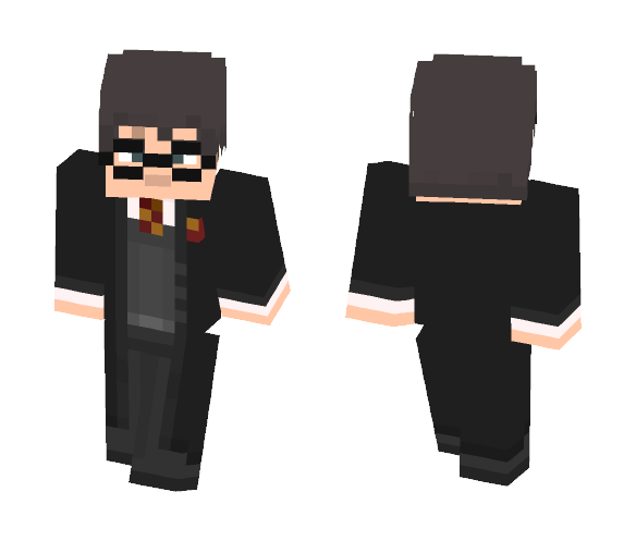 Harry Potter - Male Minecraft Skins - image 1