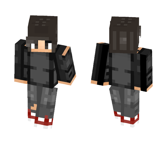 I like the jacket - [ST with Uhhh] - Male Minecraft Skins - image 1