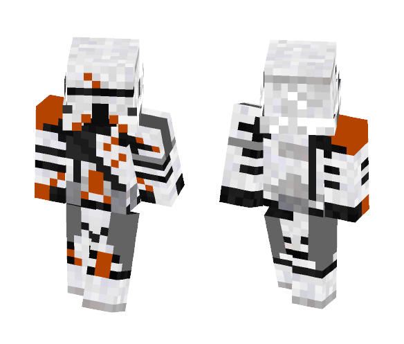 212th Airborne Clone Trooper - Male Minecraft Skins - image 1