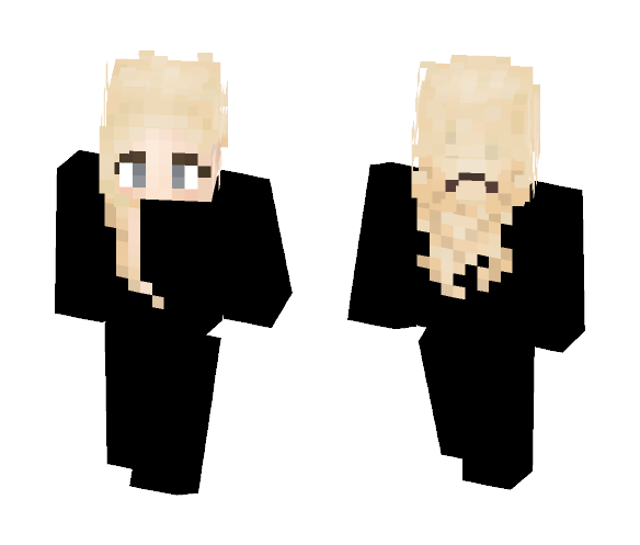 [LOTC] Hair for Space_Matrix - Female Minecraft Skins - image 1