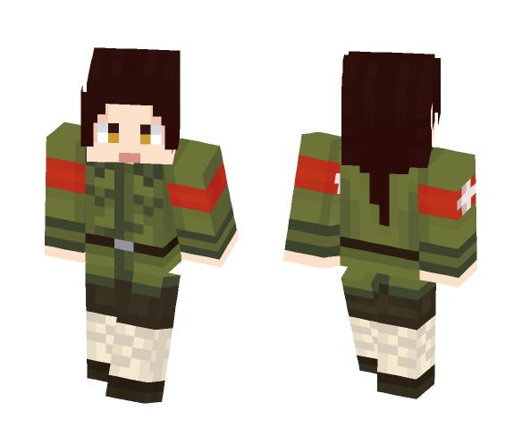 aph China【hetalia】 - Male Minecraft Skins - image 1