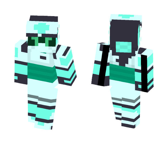 M.O.N.A. - Female Minecraft Skins - image 1