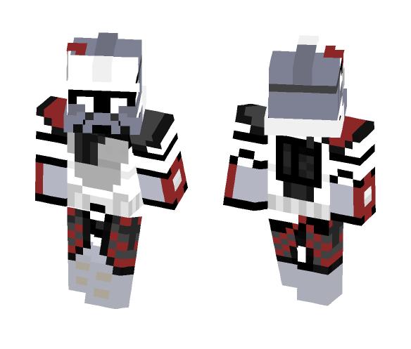 ARC Trooper Colt - Male Minecraft Skins - image 1