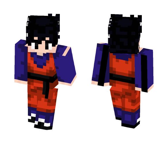 Goten - Male Minecraft Skins - image 1