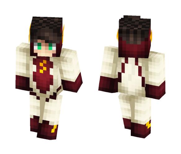Impulse a.k.a Bart - Male Minecraft Skins - image 1