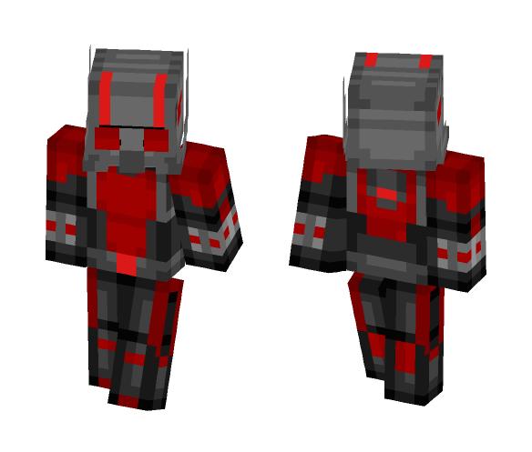 Antman MCU - Comics Minecraft Skins - image 1