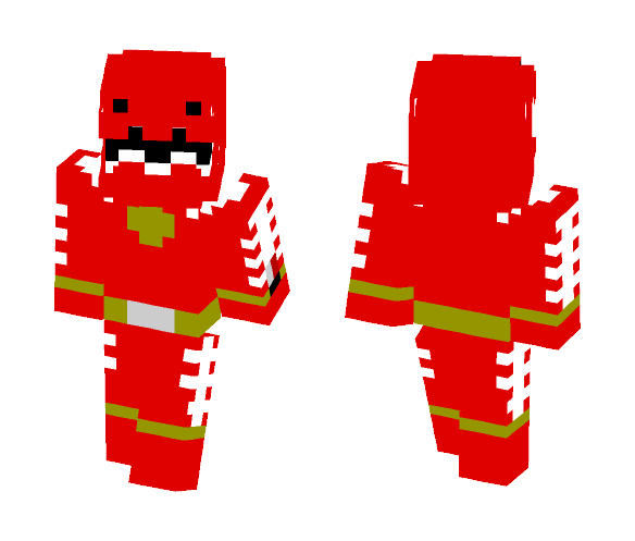 Download Power Rangers Dino Thunder Minecraft Skin for Free